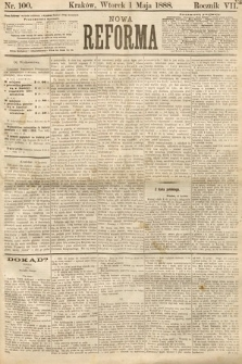 Nowa Reforma. 1888, nr100