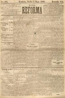 Nowa Reforma. 1888, nr101