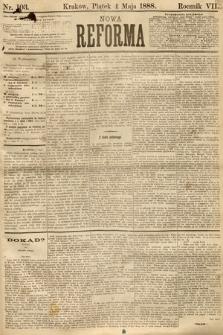 Nowa Reforma. 1888, nr103