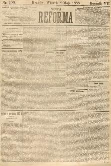 Nowa Reforma. 1888, nr106