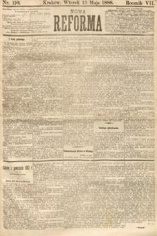 Nowa Reforma. 1888, nr110