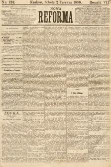 Nowa Reforma. 1888, nr124