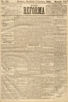 Nowa Reforma. 1888, nr125