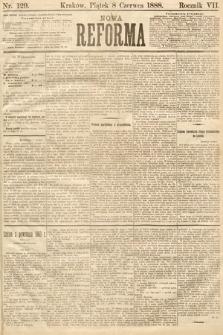 Nowa Reforma. 1888, nr129
