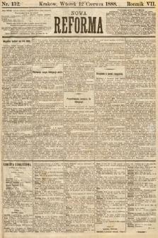 Nowa Reforma. 1888, nr132