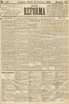Nowa Reforma. 1888, nr135