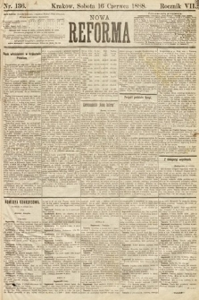 Nowa Reforma. 1888, nr136