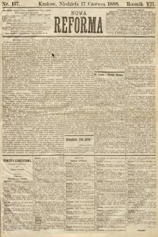 Nowa Reforma. 1888, nr137