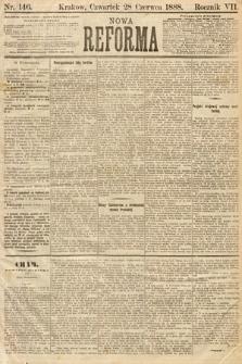 Nowa Reforma. 1888, nr146