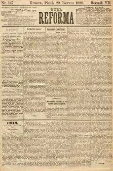 Nowa Reforma. 1888, nr147