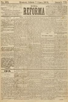 Nowa Reforma. 1888, nr153