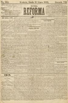 Nowa Reforma. 1888, nr156