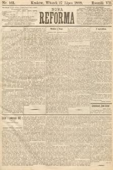 Nowa Reforma. 1888, nr161