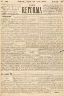 Nowa Reforma. 1888, nr164