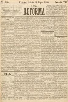 Nowa Reforma. 1888, nr165