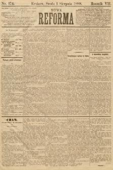 Nowa Reforma. 1888, nr174