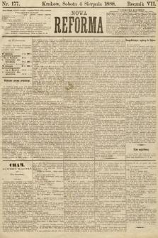 Nowa Reforma. 1888, nr177