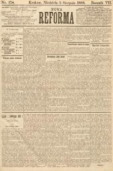 Nowa Reforma. 1888, nr178