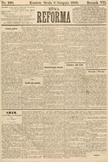 Nowa Reforma. 1888, nr180