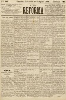 Nowa Reforma. 1888, nr181