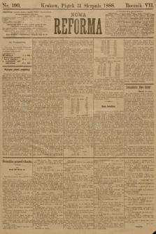 Nowa Reforma. 1888, nr199