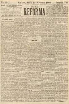 Nowa Reforma. 1888, nr214
