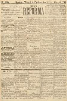 Nowa Reforma. 1888, nr225