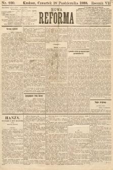 Nowa Reforma. 1888, nr239