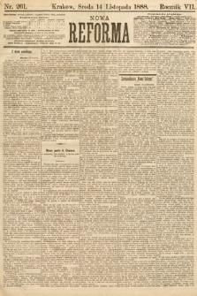 Nowa Reforma. 1888, nr261