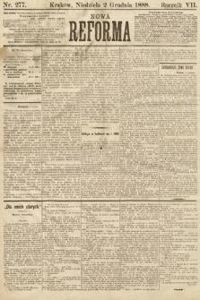 Nowa Reforma. 1888, nr277