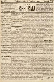 Nowa Reforma. 1888, nr290