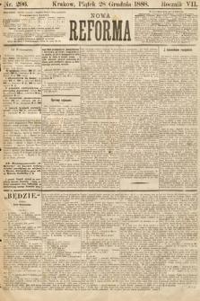 Nowa Reforma. 1888, nr296