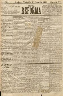Nowa Reforma. 1888, nr298