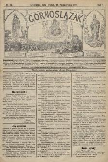 Górnoślązak : pismo dla ludu katolickiego. 1888, nr80