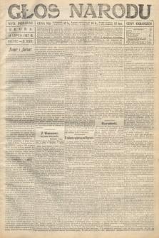 Głos Narodu (wydanie poranne). 1917, nr162