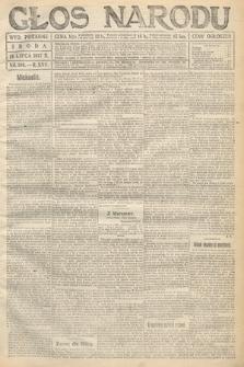 Głos Narodu (wydanie poranne). 1917, nr168