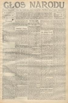 Głos Narodu (wydanie poranne). 1917, nr207
