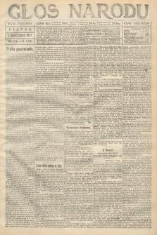 Głos Narodu (wydanie poranne). 1917, nr211
