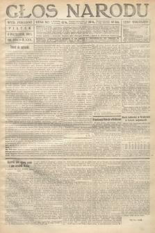 Głos Narodu (wydanie poranne). 1917, nr234