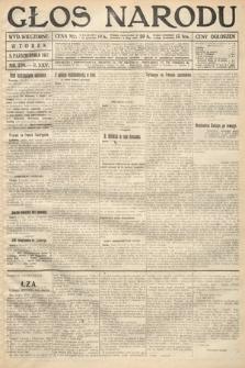 Głos Narodu (wydanie wieczorne). 1917, nr238