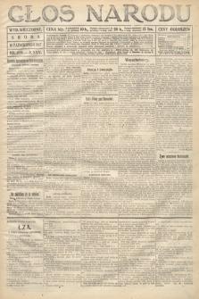 Głos Narodu (wydanie wieczorne). 1917, nr239