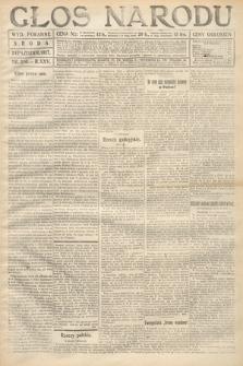 Głos Narodu (wydanie poranne). 1917, nr250