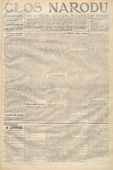 Głos Narodu (wydanie wieczorne). 1917, nr252
