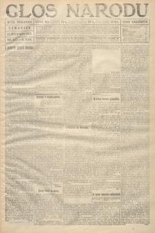 Głos Narodu (wydanie poranne). 1917, nr257