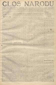 Głos Narodu (wydanie poranne). 1917, nr264