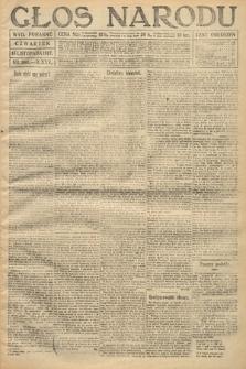 Głos Narodu (wydanie poranne). 1917, nr268
