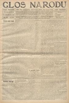 Głos Narodu (wydanie poranne). 1917, nr280