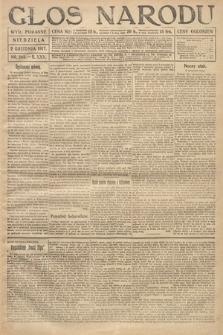 Głos Narodu (wydanie poranne). 1917, nr283