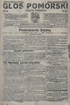 Głos Pomorski. 1922, nr31