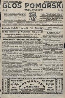 Głos Pomorski. 1922, nr32